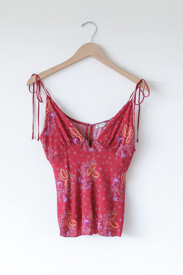 Float Away Printed Cami