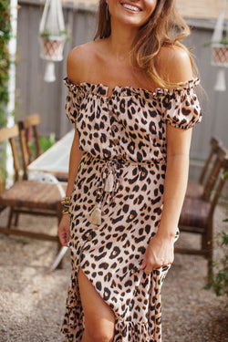 Tiare Hawaii Riviera Dress Animal