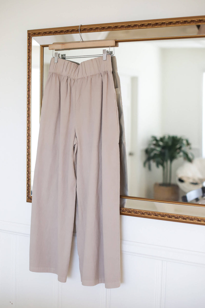 wide leg pants by free people