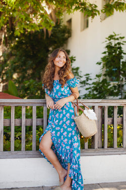 Tiare Hawaii Riviera Dress Tropical