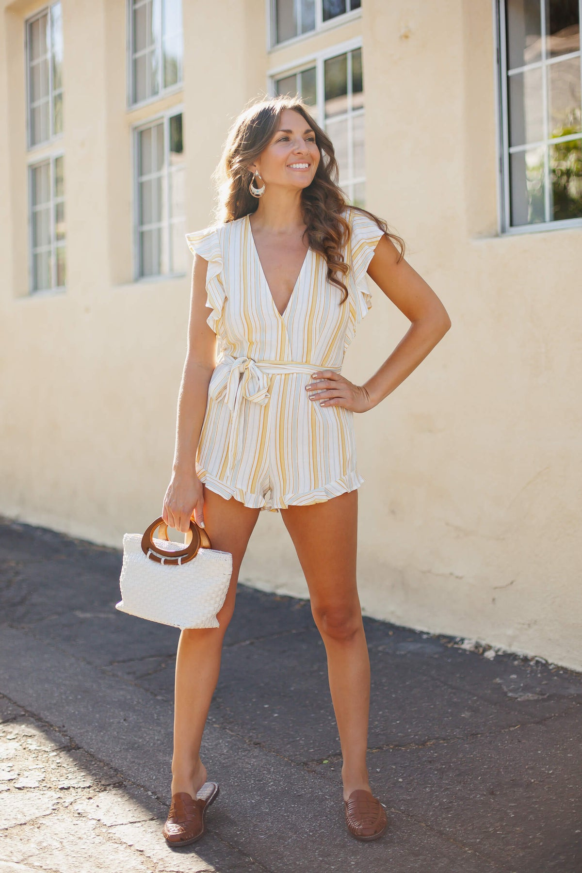 For Reals Romper