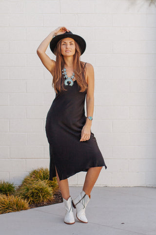charmed slip dress