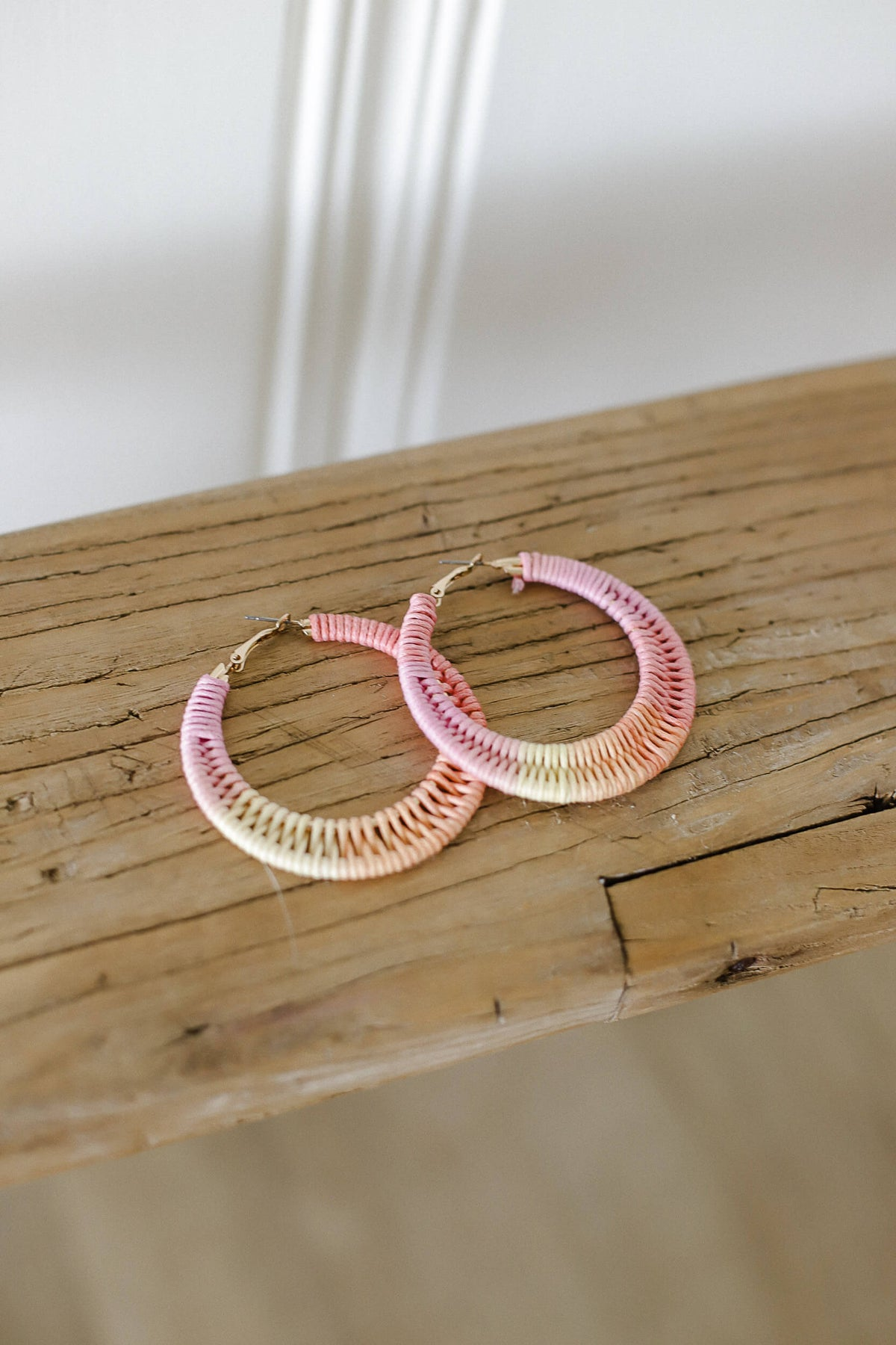 Pink Moment Earrings