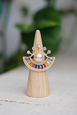 Enchantress Eye Ring
