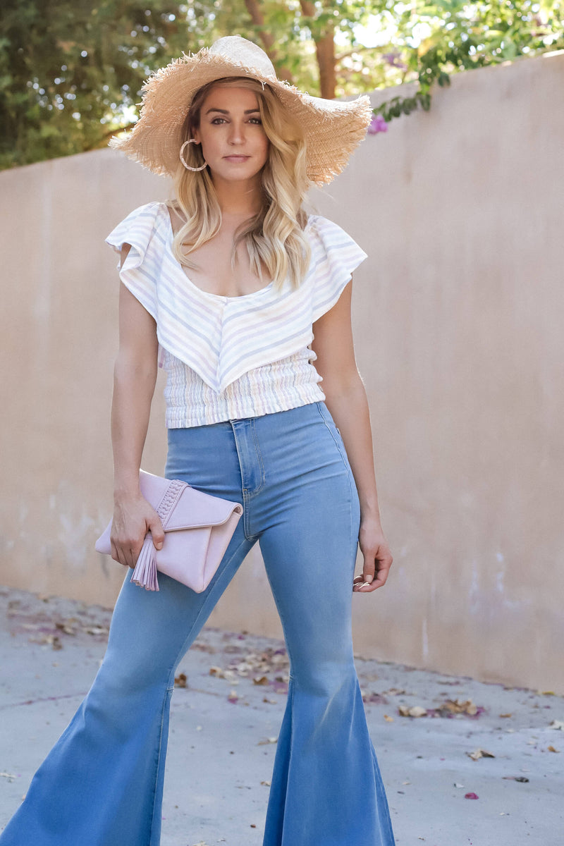 Vintage Havana Striped Top