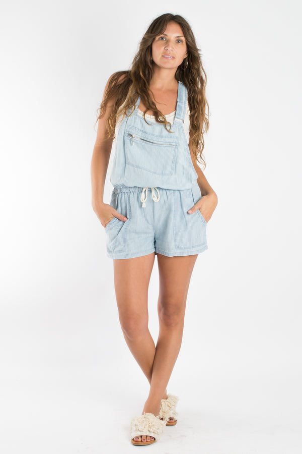 Sunday Shortalls - Kariella