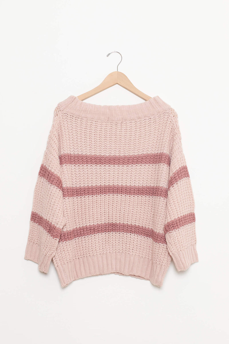 loose knit sweater kariella