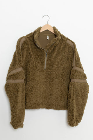 free people nantucket fleece