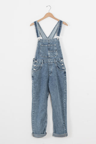 baggy womens overalls