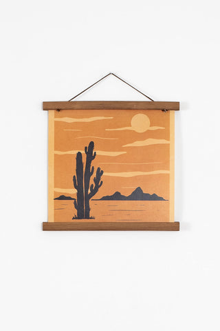 desertscape wall art