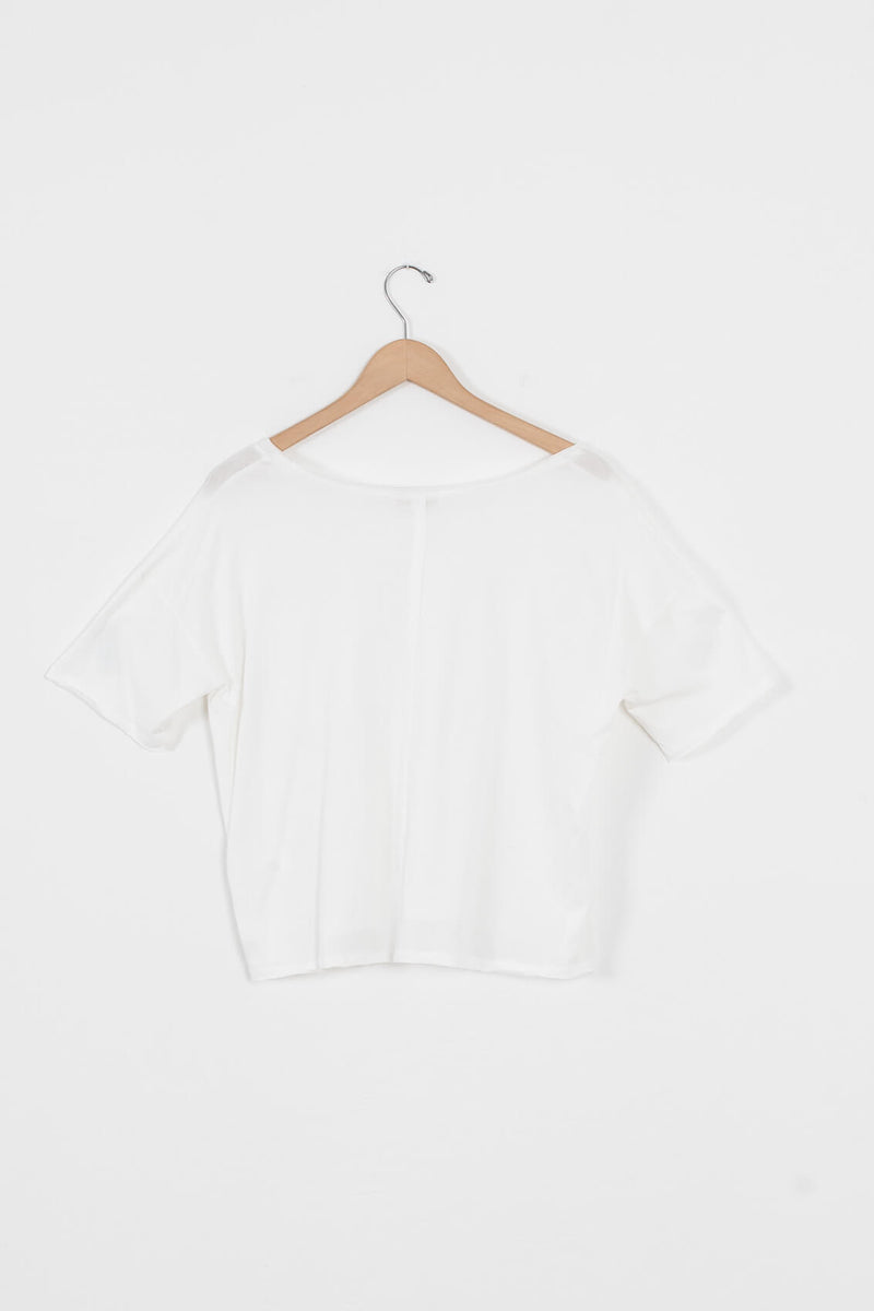 cotton tee for women