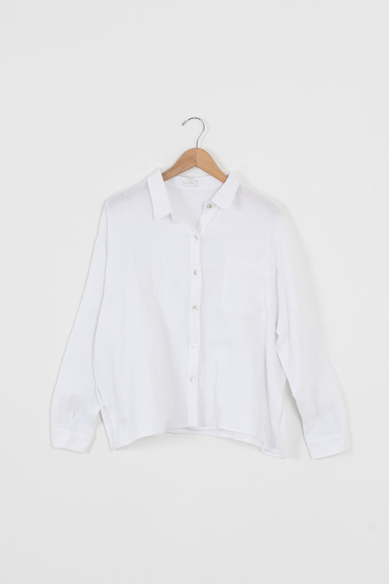classic womens cotton buttondown