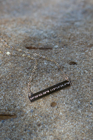 ojai coordinates necklace