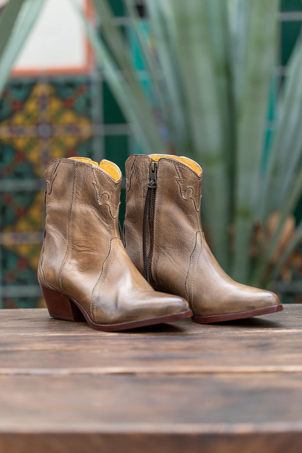 Free People New Frontier Boot Short Boot Cowboy Boot