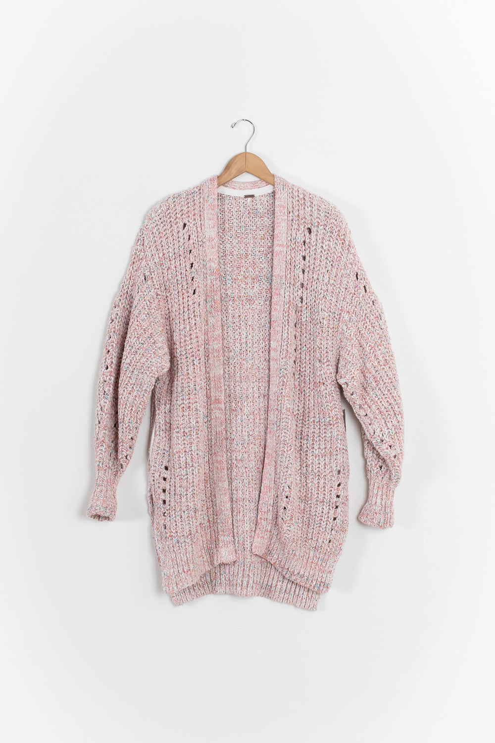 Free People Smoothie Cardi Thick Knit Cardigan