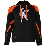Man Over The Moon Colorblock Hoodie