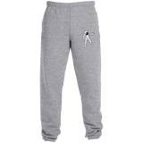 Man Over The Moon Sweatpants with Pockets