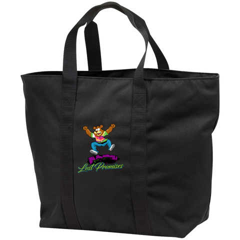 Lost Promises Dramatic Bear All Purpose Tote Bag