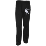Man Over The Moon Warm-Up Track Pants