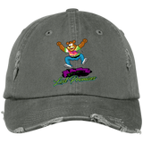 Lost Promises Dramatic Bear Distressed Dad Cap