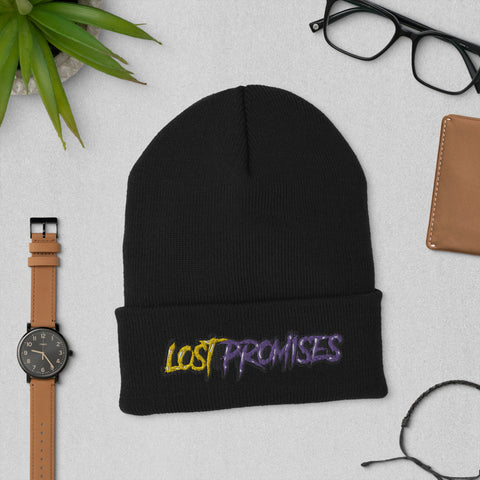 Lost Promises LA Vibes Cuffed Beanie