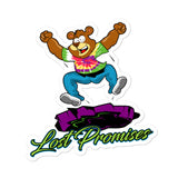 Lost Promises Dramatic Bear Bubble-free stickers