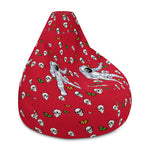 Man Over The Moon Bean Bag Chair w/ filling