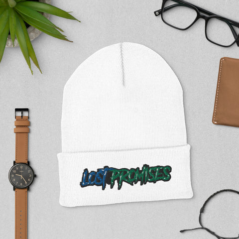 Lost Promises Cuffed Beanie