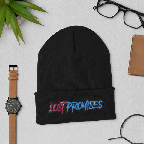 Lost Promises Miami Vice Cuffed Beanie