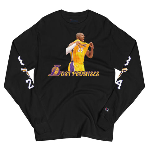 Lost Promises Kobe Champion Long Sleeve Shirt
