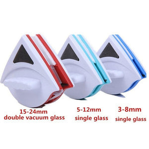 Double-Sided Magnetic Glass Wipe