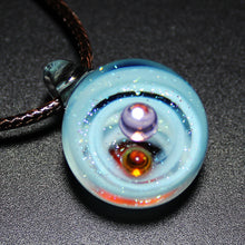 Load image into Gallery viewer, Pendant Nebula Necklace Universe Jewelry Galaxy Necklace Universe Space Out Of Space For Him For Her Special Gift