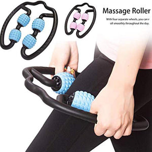 4-Point Foam Massager Roller