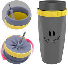 Load image into Gallery viewer, Twizz Travel Mug with Lidless Silicone Membrane Twist Sippy Cup