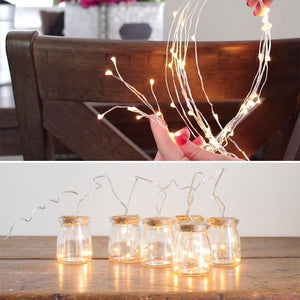 Firefly Bunch Lights (batteries are included)