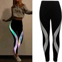 Load image into Gallery viewer, Luma Leggings - Rainbow Glowing Leggings ( BUY 1 GET 1 FREE)