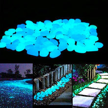 Load image into Gallery viewer, Glow-in-the-Dark Garden Pebbles
