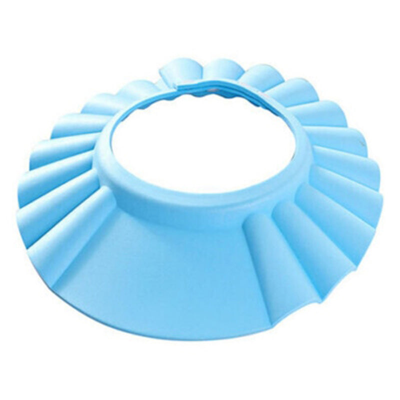 Adjustable Baby Shampoo Cap - Stop soap get in their eyes (2PCS)
