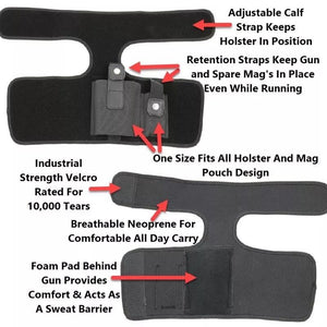 (BUY 2 SAVE $5)Ultimate Ankle Holster