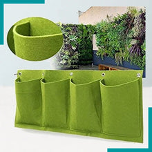 Load image into Gallery viewer, Wall Hanging Planting Bag