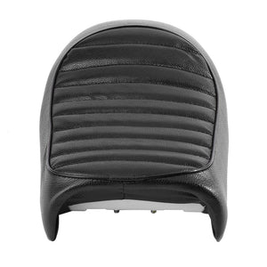 Universal Black Motorcycle Hump Cafe Racer Seat