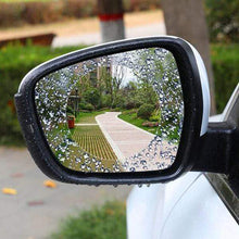Load image into Gallery viewer, 2 PCS Waterproof Film For Car Rear View Mirror