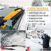 Load image into Gallery viewer, Strong EVA Car Snow Forklift Do Not Hurt Car Glass