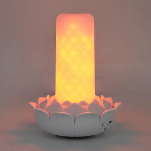 Flickering Flameless Candle Night Light
