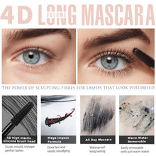 Load image into Gallery viewer, Silk Fiber Lash Mascara