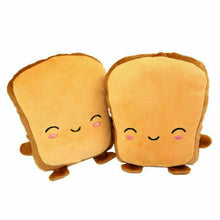 Load image into Gallery viewer, Toast Shaped USB Heated Hand Warmers