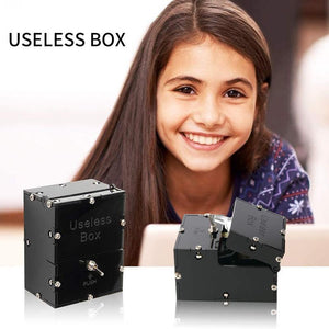 Mini useless box suitable for birthday party gift toy games
