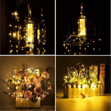 Load image into Gallery viewer, Firefly Bunch Lights (batteries are included)