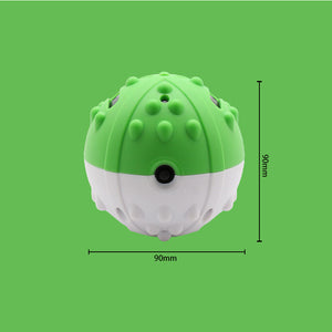 Electric Pet Chewing Bite Bouncing Ball Toy