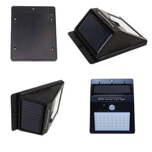 Load image into Gallery viewer, Waterproof Led Solar Wall Light